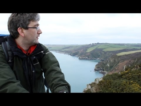 Walking on the South West Coast Path