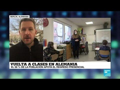 La vuelta al mundo: Alemania, Paraguay y Sudáfrica retoman presencialidad en las clases