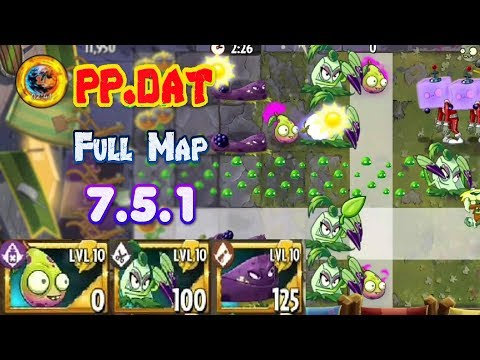 PVZ 2 LinhYM Gamer | Pp.dat Max Plants Blastberry Vine - Porka - Imp Pear | Full Map Version 7.5.1