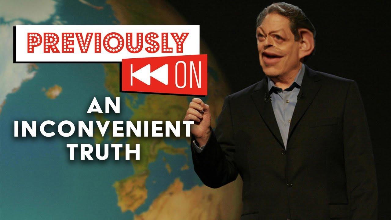 an inconvenient truth summary pdf