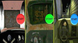HeadHorse Car Escape Vs Evil Nun Car Escape Vs Granny Car Escape