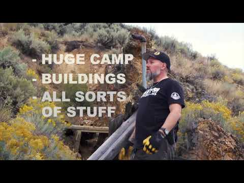 Gold Rush Expeditions, Inc.® Presents The Silver Rock Mine©, Idaho