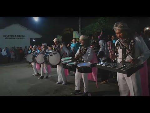juara Lomba Takbir keliling masjid AL-Amin jiwan 1438 h