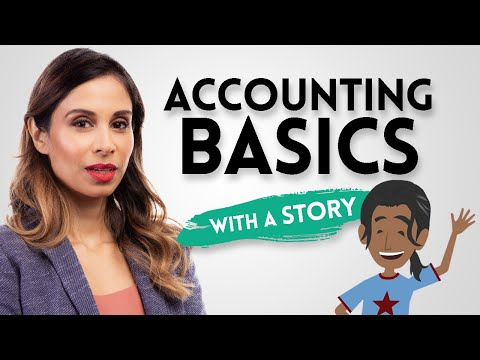 Accounting Basics Explained Through a Story