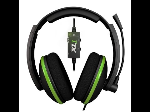 Turtle Beach - Ear Force X12 Amplified Stereo Gaming Headset - Xbox 360 - Black Friday Sale 2016