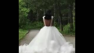 Воздушное свадебное платье ( Via kbmood )