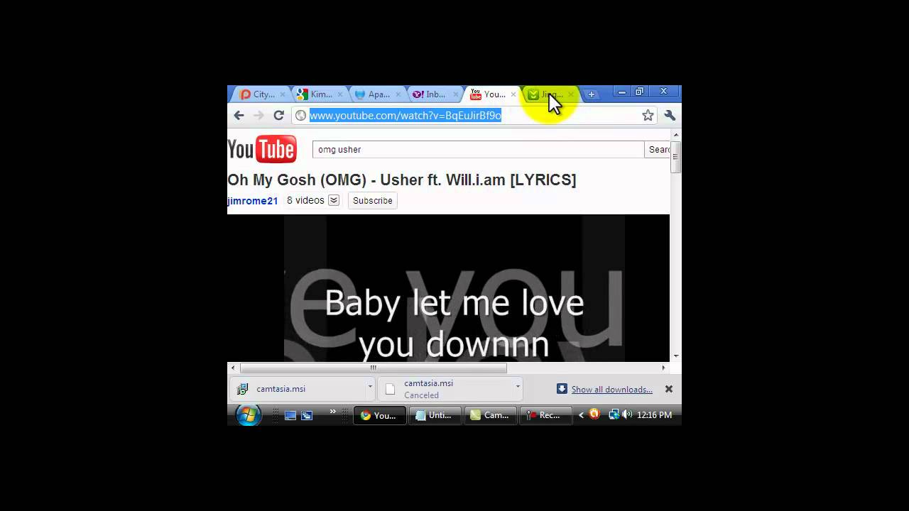 how to download you tube brodcast mp4