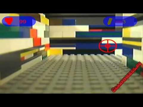 Видео Стрелялки Лего Зомби