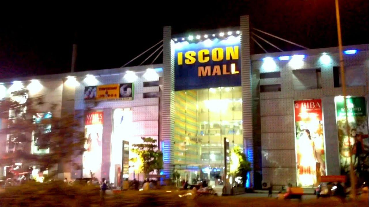 Iscon Mallvalentine Multiplexvastu Luxuriainternational Business Center Surat City Hyperlapse
