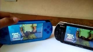 Как играть на PSP по сети в Гта сити