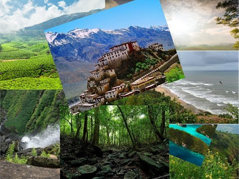 Best places to visit in august near india
