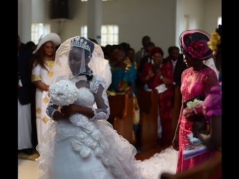 Wedding Semei Sebowa and Linda Barbara, Uganda