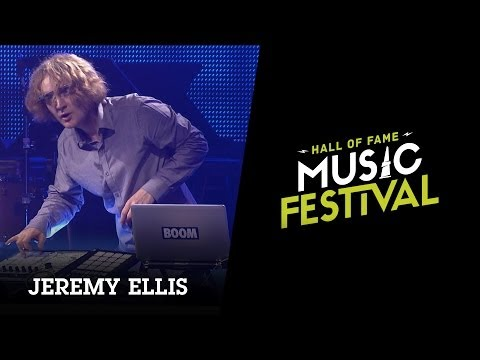 Jeremy Ellis (Full Sail University Hall of Fame Music Festival)
