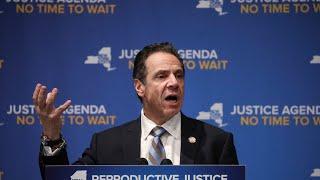 Gov. Cuomo Won't Take Responsibility For Nursing Home Deaths