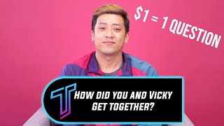 """The Thing I Would Change About Vicky Is"" - Hakim"
