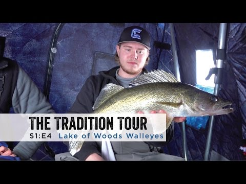 Lake Of The Woods Walleye And Sauger At Sportsman's Lodge: The Tradition Tour (S 1: E 4)