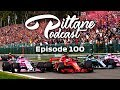 OUR 100TH FORMULA ONE PODCAST! - Pitlane Podcast #100