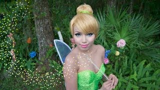 Tinker Bell Make-up Tutorial Thumbnail