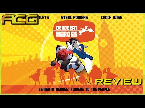 "Deadbeat Heroes Review ""Buy, Wait for Sale, Rent, Never Touch?"""