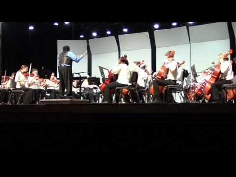 Princess Anne Middle School Orchestra - Assessment Concert 3/4/17