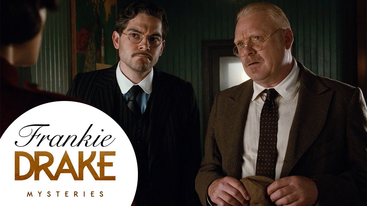 A Frankie Drake Mysteries Cold Case Episode 4 Youtube