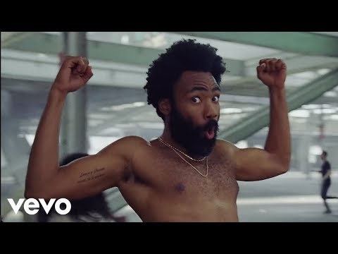 """This is America!"" -Childish Gambino"