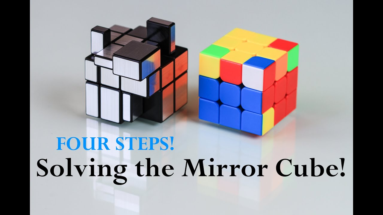 Easiest Tutorial On How To Solve The Mirror Cube High Quality