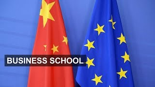 China seeks business growth from Europe    Business School
