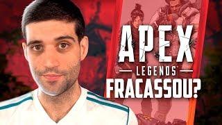Apex Legends é um fracasso? E Apple processada em bilhão por jovem