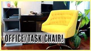 GETTING MY HOME OFFICE/TASK CHAIR | BEST DESK CHAIR EVER? | ISOWA GALLERY