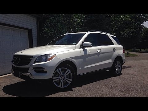 2014 Mercedes Benz ML350 Complete New Review