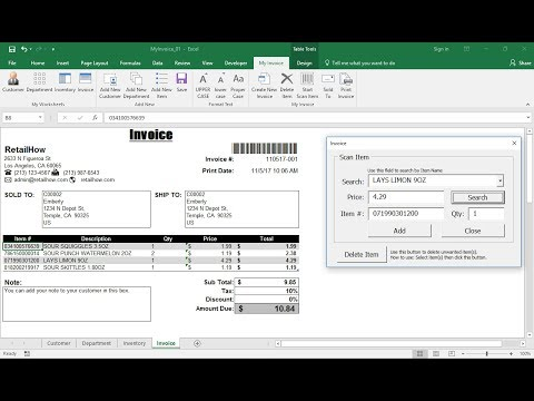 how to create your own price tags in access amp excel - 1024×679
