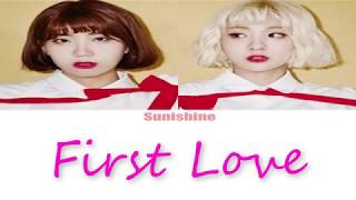 Bolbbalgan4 - First Love Indosub [Han/Rom/Indo]