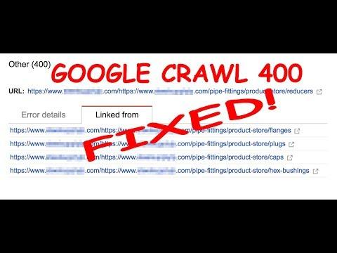How to fix  Wordpress Google Crawl 400 bad Request admin-ajax.php