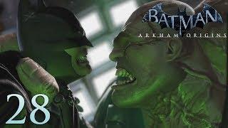 Batman: Arkham Origins (ITA)-28- Uccidere o non uccidere?, BOSS Bane