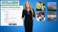 Request a Moving Quote -  safe and hassle-free moving services for households and businesses