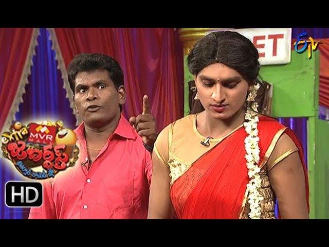 Chammak Chandra Performance | Extra Jabardsth | 1st September 2017| ETV  Telugu