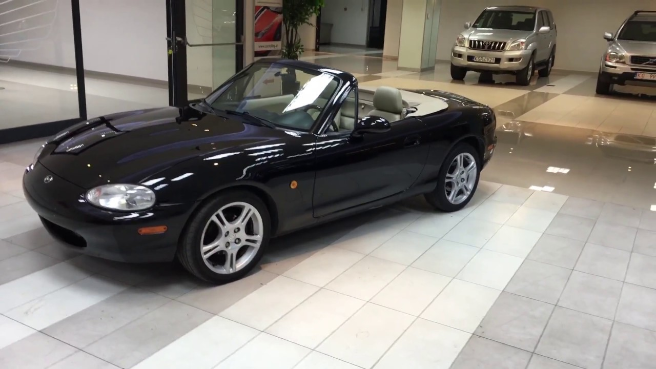 "Mx-5 (nb) unser sommerspass-auto mazda mx-5 nb ""miracle""."