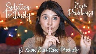Hair Care Routine   Keune Hair Care Review