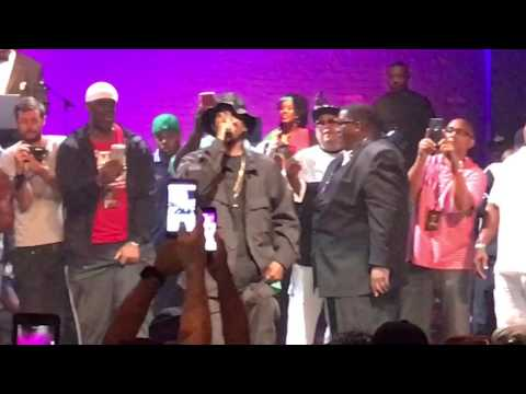 Eric B & Rakim Perform My Melody At 30th Anniversary