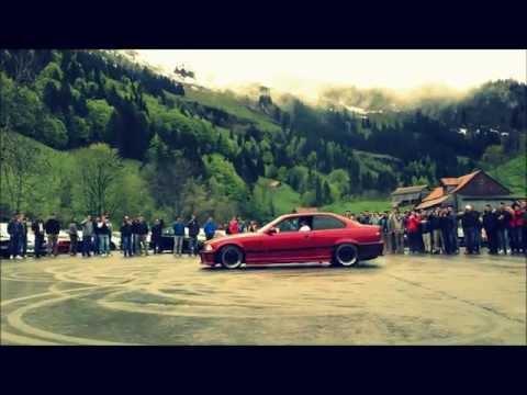 BMW Treffen Hoch Ybrig Switzerland 2013