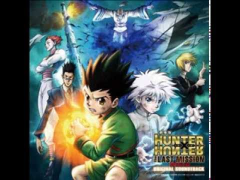 Hunter X Hunter The Last Mission Original Soundtrack - 表裏一体~lamento for Piano