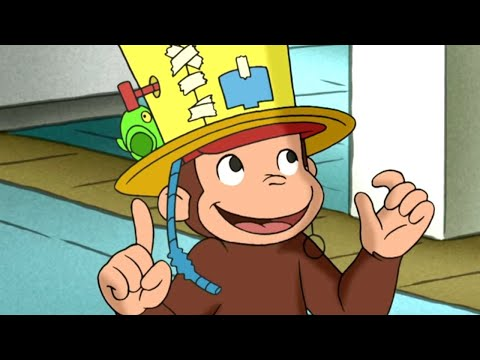 Curious George 🐵Creatures Of The Night  🐵 Kids Cartoon 🐵 Kids Movies | Videos For Kids