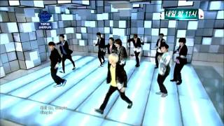 Download [HD] Super Junior - Mr. Simple - M! Countdown Comeback Stage (2/2) MP3 song and Music Video