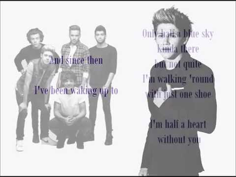 Half a Heart (DUET with One Direction)
