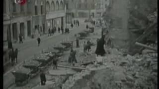 Opava - obnova válkou zničeného města