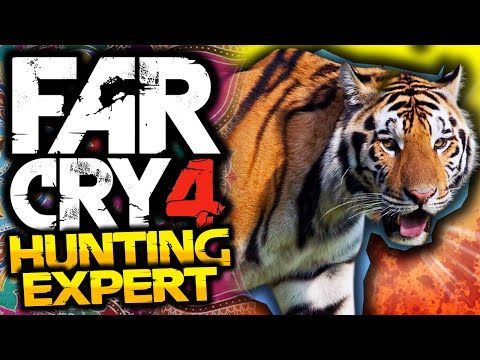 Far Cry 4: Hunting Expert! - #5 - FINALE! - (FC4 Funny Moments)