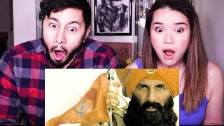 KESARI | Akshay Kumar | Official Trailer | Reaction!