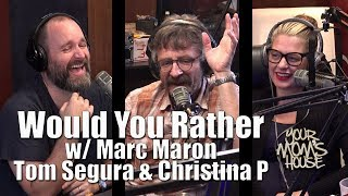 Marc Maron Plays An Intense Round of Would You Rather -YMH Highlight