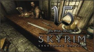 Прохождение TES V: Skyrim - Legendary Edition — #15: Купцы Вайтрана